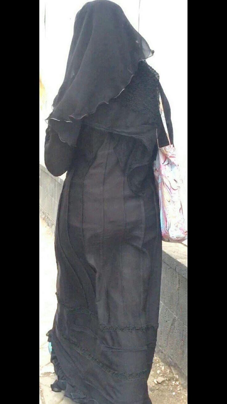 Arab big ass hijab hug booty rebeudamour666 - 3 3