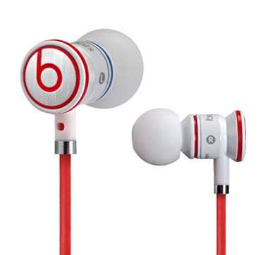 Small size; big sound. The iBeats In-Ear Headphones for iPad, iPhone, iPod deliver nothing but the highest performance you can expect from Beats by Dr. Dre. $109.99 #ilovetoshop