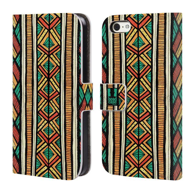 Vertical Egyptian Print | Head Case Designs