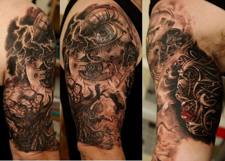 Sleeve Tattoo Artist: The World's Best Tattoos And Tattoo