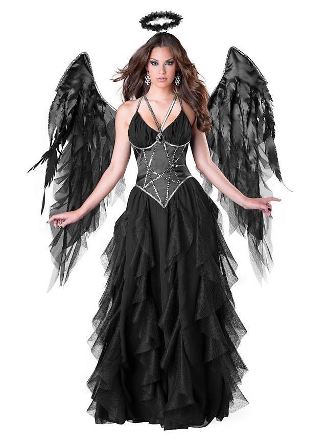 Gefallener Engel Kostum Kostume Und Motto In 2019 Pinterest