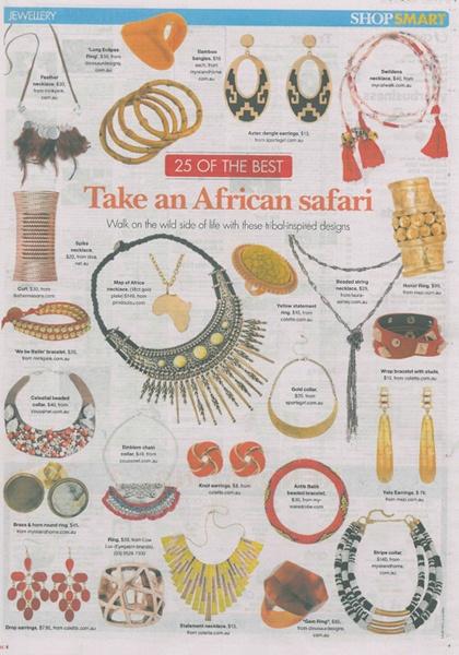 #jewellery Famous July 2012