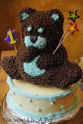 The best gluten free birthday cake