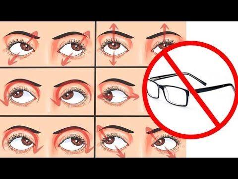 Los oftalmólogos nos ocultan esta técnica para mejorar tu vista , NO USES MAS LENTES!! - YouTube