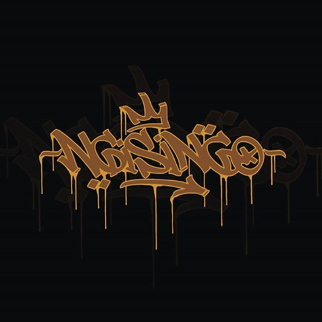 NGISINGO #tagging #graffiti #drip #art #draw #design #graphicdesign #seni #handstyle #coreldraw #vector #desain #grafis #desaingrafis