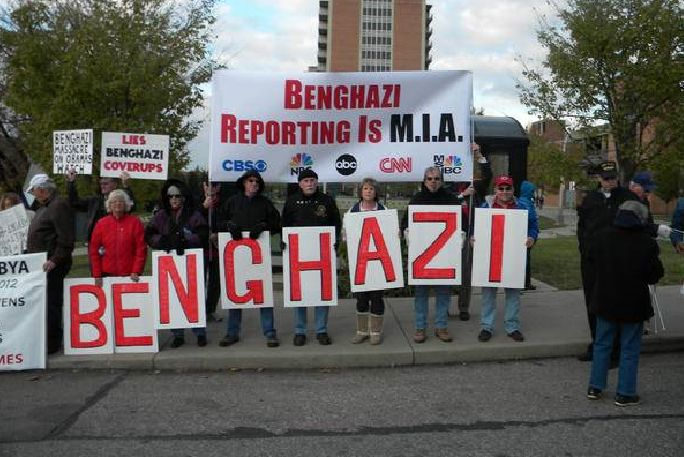 Head Of 'Benghazi Truth Squad' Comes Up Short On Answers To Basic Questions