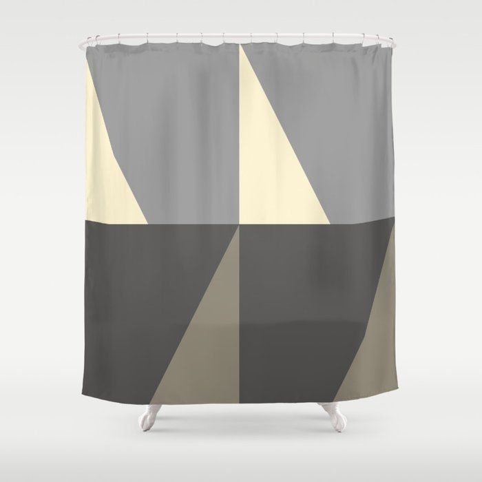 Buy 60s 80s Retro Square Shower Curtain By Bitart On Society6