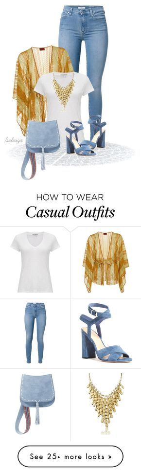 """""""Sem título #615"""" by soleuza on Polyvore featuring Missoni Mare, James Perse, Steve Madden, GUESS by Marciano and Adoriana"""