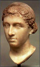 Buste de Cléopâtre VII
