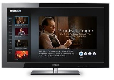 HBO Go Now Playing On Samsung Smart TVs (but not Comcast or TWC)