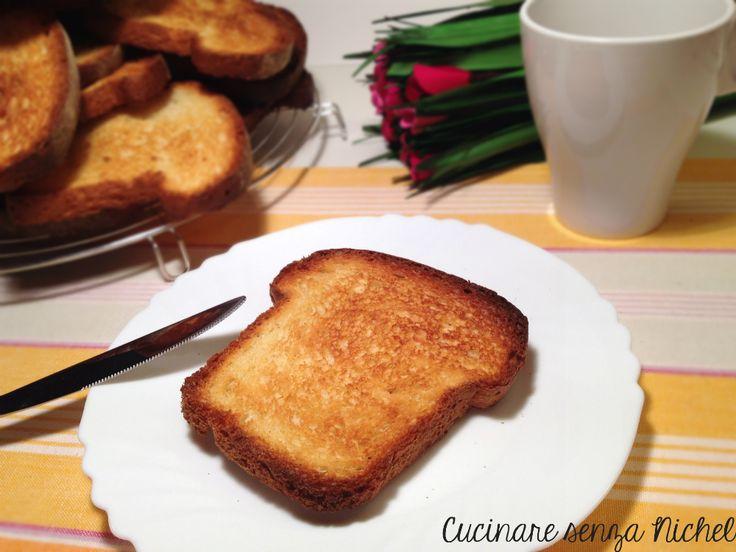 Fette biscottate nichelfree http://bit.ly/fette-biscottate