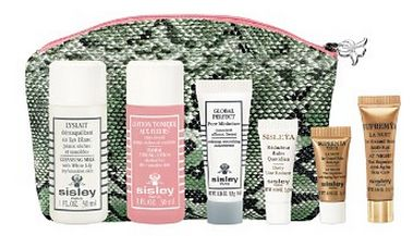 Sisley Paris gift with purchase - 11 pcs with $350 purchase