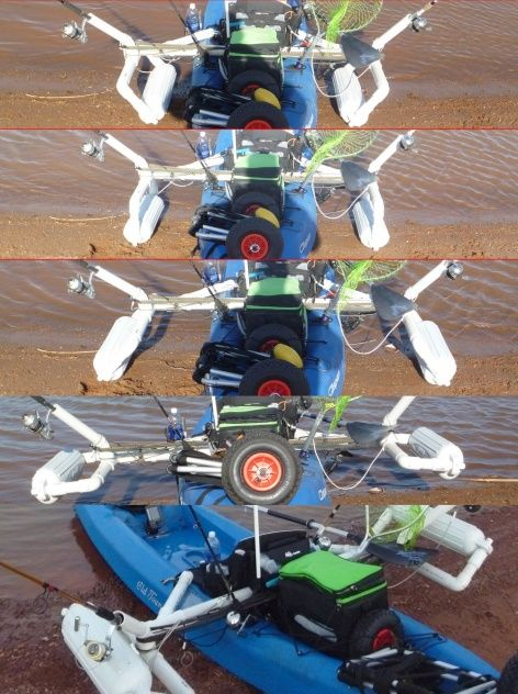 Kayak mods - Page 5 - Pensacola Fishing Forum | kayak ...
