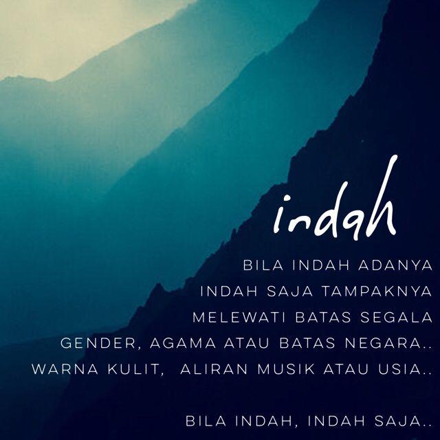puisi Indah