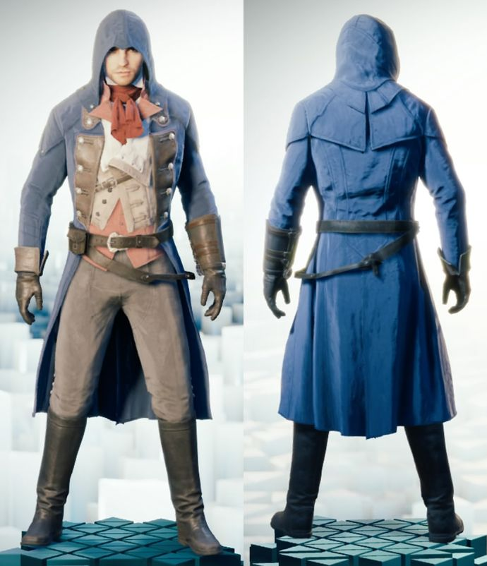 In Assassin's Creed: Unity, Arno Dorian could alter his outfit in order to suit his needs. He...