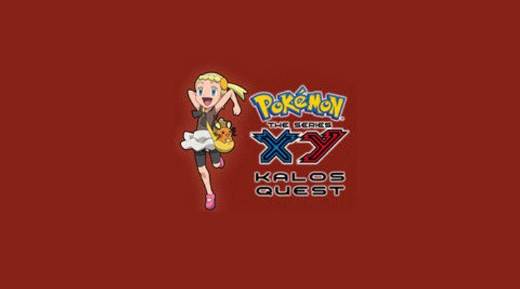Pokémon the Series: XY Kalos Quest Vol. 3 nu på iTunes