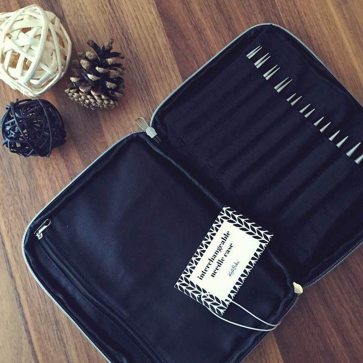 Knitting Needle Cases Storage : Knitting storage and needle