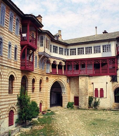 Monastery Chilandariou