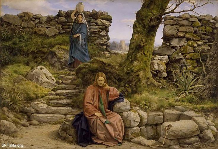 Cuando Jesús pidió un vaso de agua a una mujer | NEOATIERRA