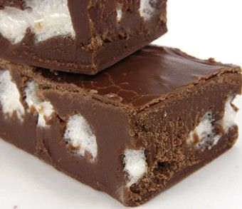 Chocolate Marshmallow Fudge Recipe - 2 Point Value - LaaLoosh