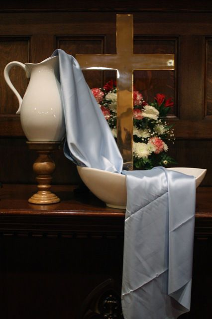 Just a beautiful image for creating a worship setting for Altar decoration for first holy communion