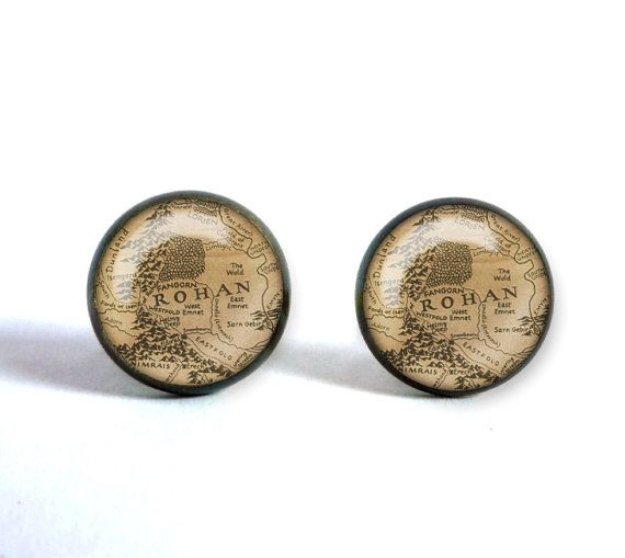 Hey, I found this really awesome Etsy listing at https://www.etsy.com/listing/208576686/middle-earth-rohan-stud-earrings-vintage