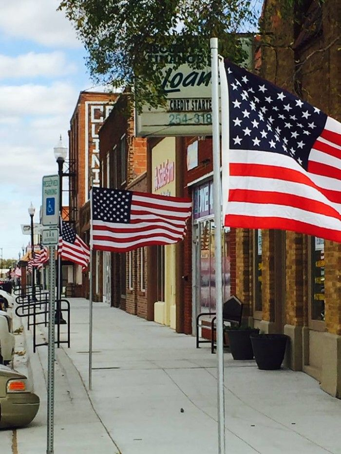 The best main streets in Oklahoma