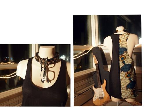 Racerback 05/15/2012 Black & Wax Print-threethree