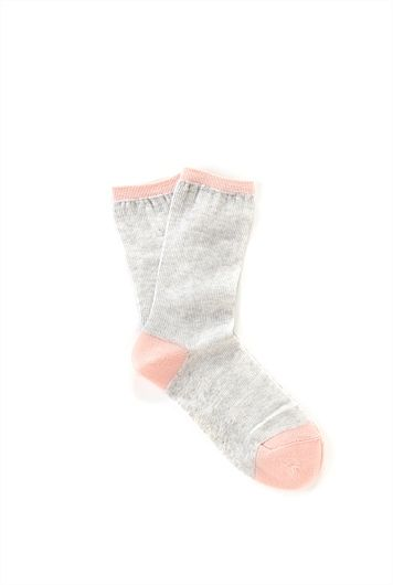 CR - AUG 2014 - Fine Ribbed Socks