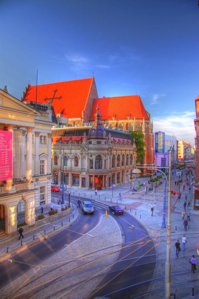 Wrocław, Poland - Dominik Minkus