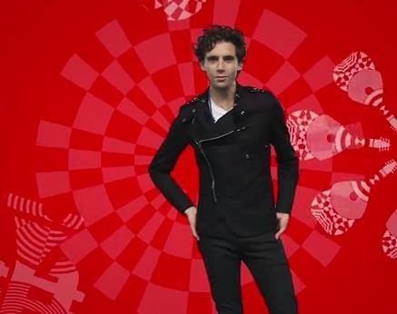 Mika for Coke Studio 2013
