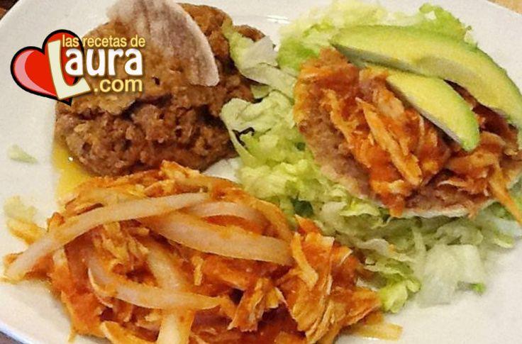 Receta de Tinga de Pollo♥Recetas Saludables♥Chipotle Chicken Tinga♥Low F...