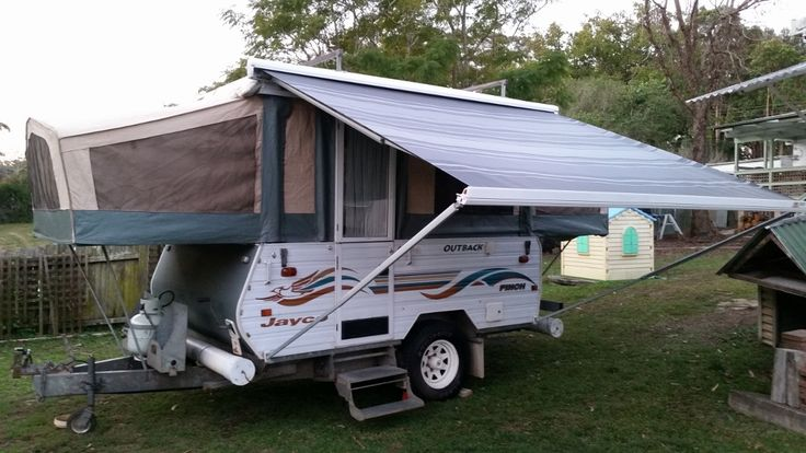 HIRE ME FROM ERINA HEIGHTS / NSW 2001 Jayco Finch OB Poptop Caravan (Erina Heights 2260)