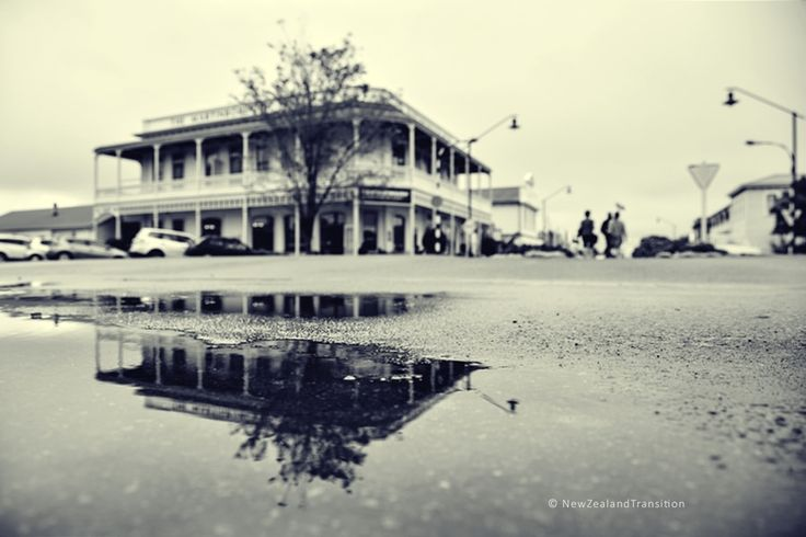 a wet weekend at Martinborough