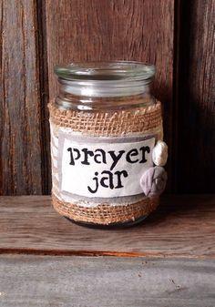 prayer jar ideas - Google Search