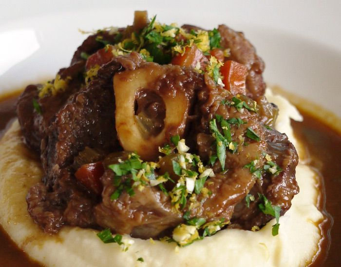 Osso Bucco - a Julie Goodwin recipe