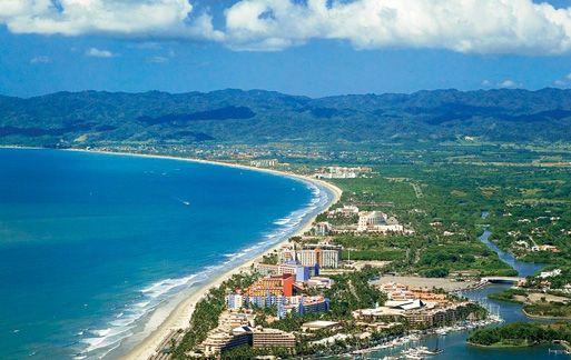 Destinos Turisticos en México | NUEVO VALLARTA  http://www.wdestinos.com/destinos-turisticos/1856/nuevo-vallarta