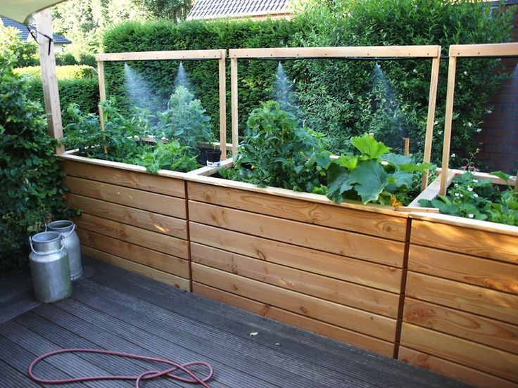 10 Best Hochbeet Images On Pinterest Vegetable Garden Decks And