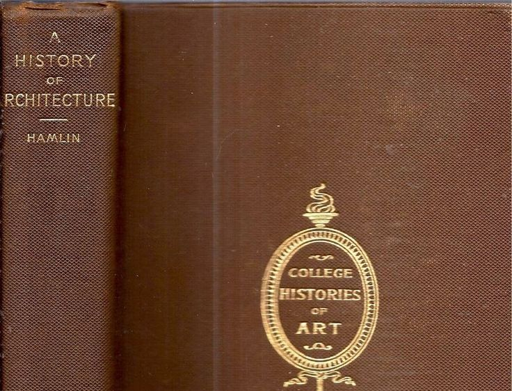 1904 HISTORY OF ARCHITECTURE PROFUSELY ILLUSTRATED ASIAN ROMAN GREEK GIFT