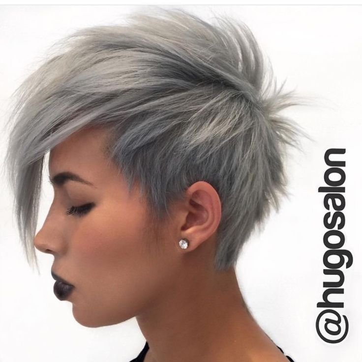 1000+ Ideas About Short Edgy Hairstyles On Pinterest