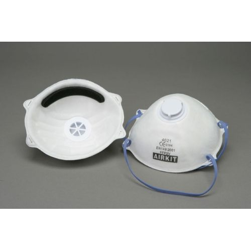 P2 Valved Respiratory Masks