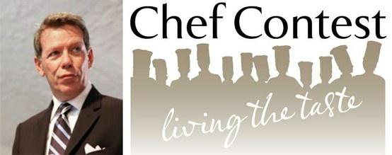 """Domenica 23 giugno alle 16 Gioacchino Bonsignore di TG5 Gusto presenta gli chef coinvolti nello chef contest """"Living the Taste""""!"""