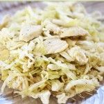 Recipe: Easy and delicious ramen cabbage salad