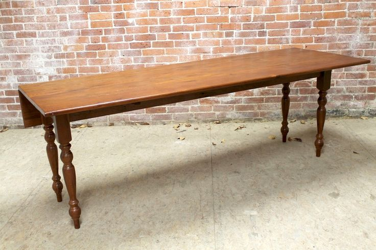 Reclaimed Wood Furniture Farmhouse Dining Table