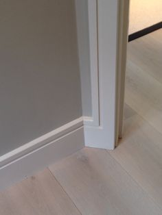 Shadowline architraves and skirting boards - Google Search