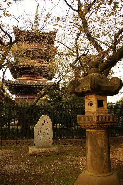Toshogu Shrine, Nikko Japan