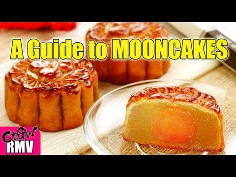 ▶ A Guide to MOONCAKES! - YouTube