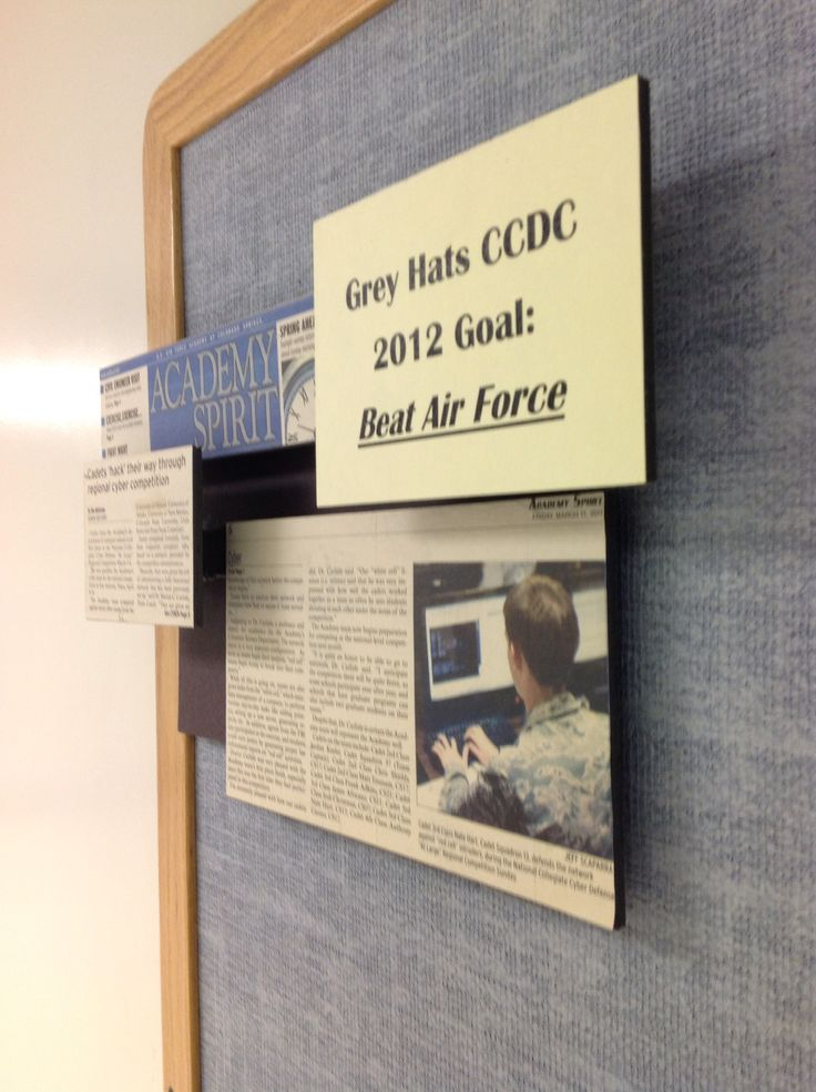 Why have a simple pin board when you could add emphases to content pieces? Found at ICS building at U of Hawaii at Manoa