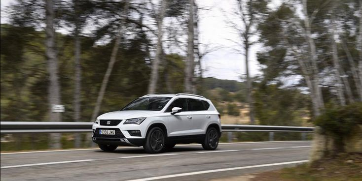 SEAT Reportly Giving Tiguan-Related Ateca 300bhp. Auto Express is reporting that the SEAT Ateca Cupra, a hot version of the brand's first ever SUV, will get 300bhp. The sporty SUV is set to be revealed later this year at the Paris Motor Show. The sitereports that on top of getting more power, the suspension and appearance of the Ateca, which shares …
