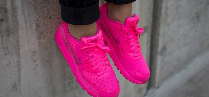 Nike Air Max 90 (GS) « Color Pack »Sneakers Infitiny Toute l'actualité Basket & Sneakers pour Femme